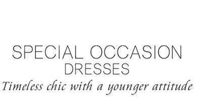 Special Occasion Dresses Timeless Chic Younger Attitude