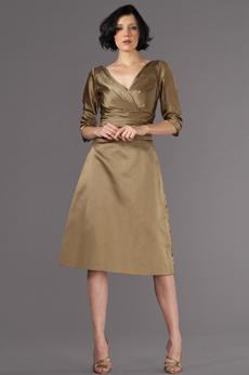 Loretta Young A-line Dress 5753