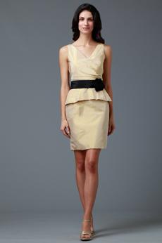 Adele Peplum Dress 9229